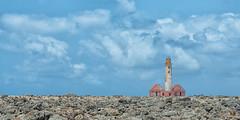 abandoned lighthouse (Aline van Weert) Tags: 201903 alinevanweert curaçao kleincuraçao vuurtoren rotsen rocks lighthouse verlaten abandoned