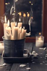 """The candlelight"" (mariajoseuriospastor) Tags: stilllife candlelight candle"
