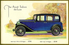 A Gilt Edged Security (British Motor Industry Heritage Trust Archive) Tags: bmiht britishmotormuseum salespress advertisement advertising vintage history socialhistory