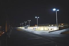 52 Frames. Week 7 (lucyrogersphotography) Tags: 52framestheme 52frames lucyrogersphotos carpark miltistory leeds uk city night photography