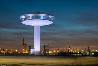 Hamburg golden hours V