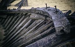 Wooden skeleton (mostodol) Tags: wood bois épave wrech boat bateau france french fuji fujifilm etel morbihan bretagne breizh brittany bzh xt20 magouer