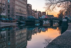 Sunset on Amsterdam (Oash_Dany) Tags: