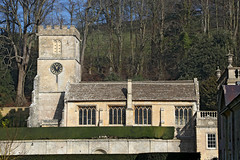 St Peter's Church, Dyrham (Roger Wasley) Tags: st peters church saint peter dyrham park gloucestershire house history architecture holy ancient
