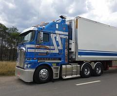 Thurwood Interstate Transport - Kenworth K200 (Scottyb28) Tags: kenworth k200 truck trucks trucking highway haulage diesel loaded