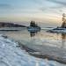 Coastal Maine Winter