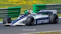 1982 Parmalat Racing Brabham BT49D (P.J.V Martins Photography) Tags: brabham bt49d bt49 classiccar track circuitodoestoril racetrack racingcar f1 vehicle car racecar carro autodromo autoracing motorsport motorsports estoril portugal