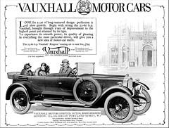 1924 Vauxhall 23-60 HP Kington Touring Car (aldenjewell) Tags: 1924 vauxhall kington 2360 hp touring car ad