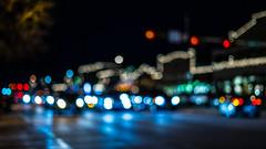 Things get shaky 'round midnight (Jim Nix / Nomadic Pursuits) Tags: christmas fredericksburg jimnix luminar nomadicpursuits sony sonya7ii texas texashillcountry travel winter bokeh blur artistic 50mm primelens