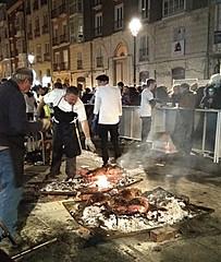 Carnavales 2019 (Burgos) (Lumiago) Tags: asado carnavales2019