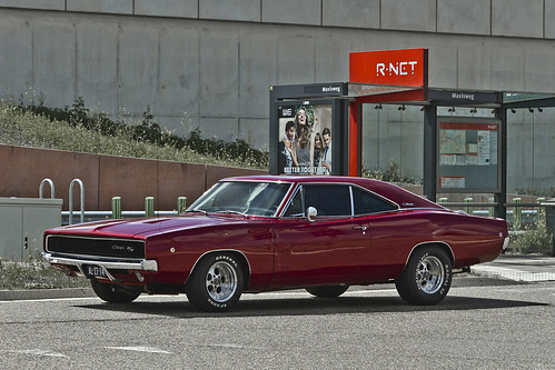 Dodge Charger R/T 1968 (2623)