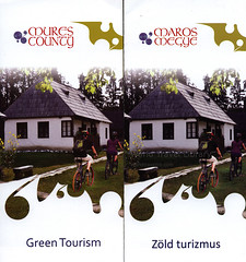 Maros megye Zöld turizmus / Mures county Green Tourism; 2017_1, Transylvania, Romania, travel brochure (World Travel library - The Collection) Tags: marosmegye murescounty 2017 historical architecture building transylvania romania travelbrochurefrontcover frontcover brochure worldtravellibrary worldtravellib holidays tourism trip touristik touristisch vacation countries papers prospekt catalogue katalog photos photo photography picture image collectible collectors collection sammlung recueil collezione assortimento colección ads gallery galeria touristische documents dokument broschyr esite catálogo folheto folleto брошюра broşür