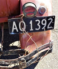 31619-24, Foreign License Plate (skw9413) Tags: newmexico carshow fordmodelt