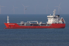 Beethoven 1998 (Tony Withers photography) Tags: tanker chemical shipping commerce thames margate roads anchorage