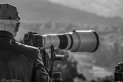 La sesión (frankalf37) Tags: bw spain blur bokeh countryside lens lenses people photographer portrait shooting shot telephoto telephotolens tripod tripods zoom zoomlens