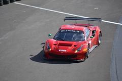 FERRARI 488 GT3 - 2015 (SASSAchris) Tags: ferrari 488 gt3 voiture v8 italienne maranello scuderia enzo test days blancpain endurance series castellet circuit ricard cavallino rampante