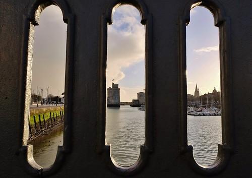 La Rochelle, le vieux port