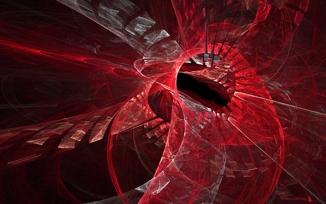 Обои фон, круг, красный, яркий картинки на рабочий стол, фото скачать бесплатно