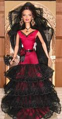 2008 DOTW Spain Barbie (2) (Paul BarbieTemptation) Tags: 2008 pink label spain barbie europe linda kyaw dolls world