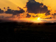 "Some days we all need ""Hope""...... (Paul McF-Photography) Tags: amateurphotographer lightshadows scotland winter mobiography landscapephotography sunset shotoniphonexsmax shotoniphone"