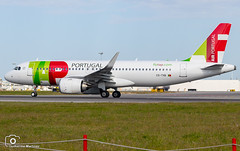TAP Air Portugal (Guilherme_Martinez) Tags: airbus aircraft airbuslovers sky summer sun sunset planespotting passion portugal follow family followme lisboa love lisbon lovers like