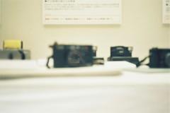 Self portrait (Focus failure) (しまむー) Tags: canon af35m autoboy 38mm f28 fuji fujicolor 100 oga kakunodate 男鹿 角館