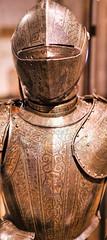 Armor Plate in Castel Saint' Angelo in Rome (Bely Medved) Tags: platearmor arms armsarmor castelsantangelo em1x hadrianstomb helms italia italy mausoleumofhadrian olympus roma rome vacation vatican ©jrj