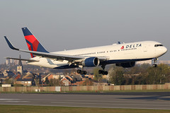 N193DN 11042019 (Tristar1011) Tags: ebbr bru brusselsairport deltaairlines boeing 767300er b763 n193dn