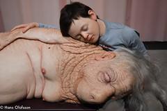 Patricia Piccinini (Hans Olofsson) Tags: arken art dk danmark denmark konst kunst kärlek patriciapiccinini sculpture skulptur figurer ömhet naked naken