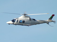 G-SAFA Agusta Grand 109 Helicopter (My Heli td) (Aircaft @ Gloucestershire Airport By James) Tags: gloucestershire airport gsafa agusta grand a109 helicopter my heli ltd egbj james lloyds