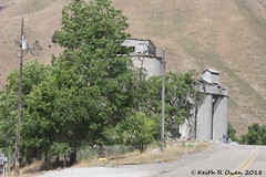 Abandoned Cement Plant (youngwarrior) Tags: oregon lime abandoned cement building