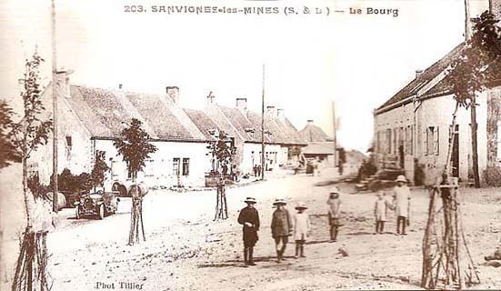Le Bourg - 1922