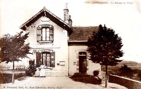 La poste - 1905