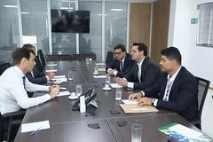 Reunião com Diretor de Investimentos em Aeroportos - Brasília
