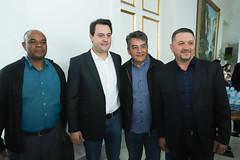 Posse do Secretário de Estado e Infraestrutura e Logística, Sandro Alex