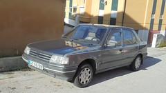 1992 Peugeot 309 Vital (Nutrilo) Tags: 1992 peugeot 309 vital