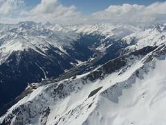 Es geht zum Arlberg (Roland Henz) Tags: fliegen segelfliegen segelflug dassu unterwössen 2019 07042019 airtoair arlberg