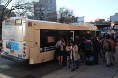 IMG_5147 (GojiMet86) Tags: mta nyc new york city bus buses 2015 xd40 7276 subway shuttle union metropolitan avenue