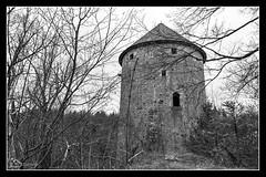Ravbar's Tower (alamond) Tags: ravbar tower planina slovenia gothic castle rock canon 7d markii mkii llens ef 1740 f4 l usm alamond brane zalar monochrome bw blackandwhite