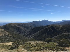2019:101 The view out to Feathertop