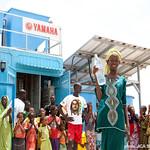 新興国向け小型浄水装置の写真