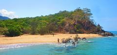 Palm Cove Headland - Cairns, Queensland Australia (jeffglobalwanderer) Tags: australia palmcove headland beach beachlife ocean sand water tropicalbeach queensland