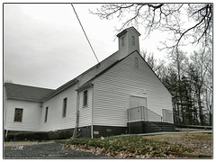 Somewhere in Nelson County (cscott_va.) Tags: church virginia nelson county