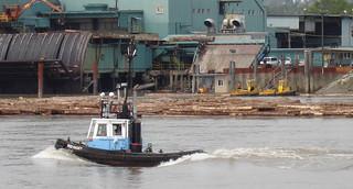 River Raider tug boat