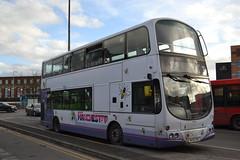 First Manchester 37389 MX58DWZ (Clifton009) Tags: first manchester 37389 mx58dwz volvo b9tl wrightbus eclipse gemini