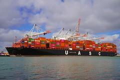 AL MURAYKH (Ugborough Exile) Tags: southampton hampshire hants england uk sony a7iii 2019 ships