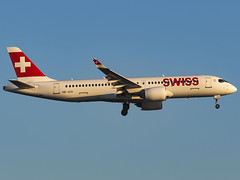 Swiss International Air Lines | Bombardier CSeries CS300 | HB-JCO (MTV Aviation Photography) Tags: swiss international air lines bombardier cseries cs300 hbjco swissinternationalairlines bombardiercseriescs300 londonheathrow heathrow lhr egll canon canon7d canon7dmkii