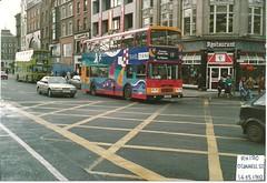 Throwback Thursday (166) (Csalem's Lot) Tags: dublin dublinbus bus rh120 leylandolympian 10 oconnellstreet travelten scan throwbackthursday aoa