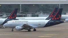 OO-SSM A319 brussels airlines BRU 150319 (kitmasterbloke) Tags: brussels zaventem bru ebbr aircraft aviation jet belgium outdoor transport
