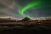 - Stapafell lighthouse - (verbildert) Tags: iceland aurora borealis northern lights nikon d800 samyang 14mm landscape night stars scenic